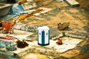 W każdym miejscu gdzie prowadzone są prace budowlane lub wykopy musi pojawić się ogrodzenie