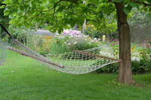 Część rekreacyjna ogrodu